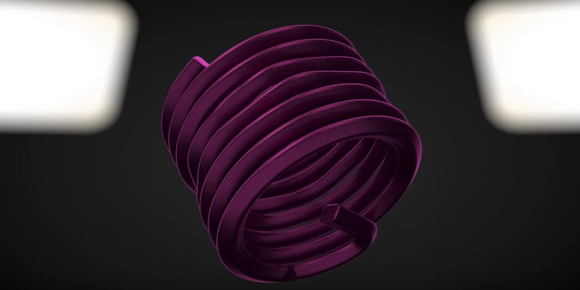 Helical Inserts